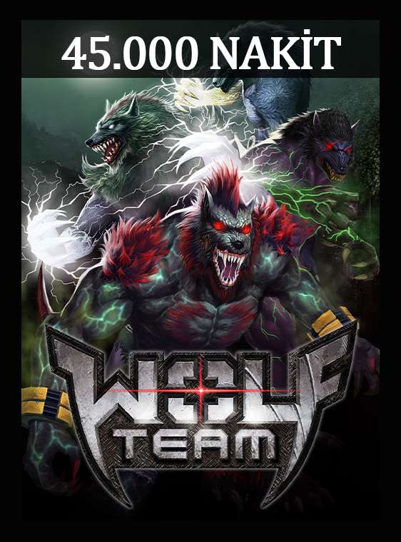 Wolfteam 45000 Nakit