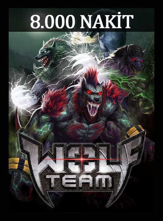 Wolfteam 8000 Nakit